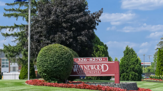 Waynewood Apartments